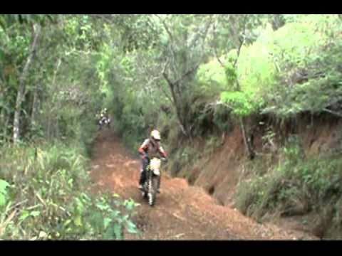 Trilha 07/09/10 em Cerro Azul- Pr  ( parte 1 )