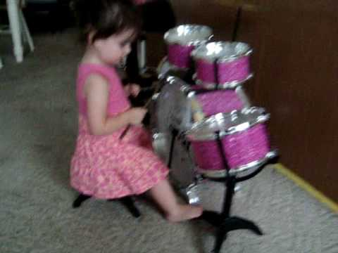 Little Drummer Girl.July 4th 2010