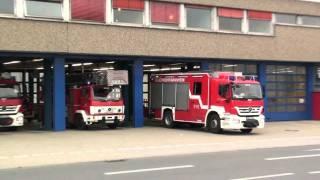 Video Löschzug der Berufsfeuerwehr Mannheim MP3, 3GP, MP4, WEBM, AVI, FLV Juni 2017