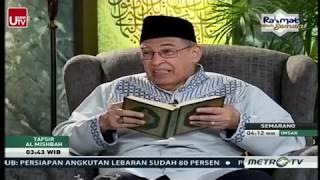 Video 3 Ciri-Ciri Orang Baik (MUHSIN) - Tafsir Al Misbah 2017 - Surat LUQMAN Ayat 1-11 (PART 2) MP3, 3GP, MP4, WEBM, AVI, FLV Agustus 2018