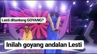 Video Lesti ditantang suruh goyang, akhirnya goyang syantik ala Lesti !! Ngakak MP3, 3GP, MP4, WEBM, AVI, FLV Agustus 2018