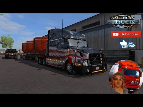 SCS Volvo VNL 780 Custom Parts and Upgrades v0.1.5
