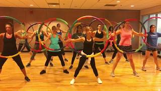 "Video ""TANGO IN HARLEM"" by Touch and Go - Dance Fitness Workout with Weighted Hula Hoops Valeo Club MP3, 3GP, MP4, WEBM, AVI, FLV Maret 2019"