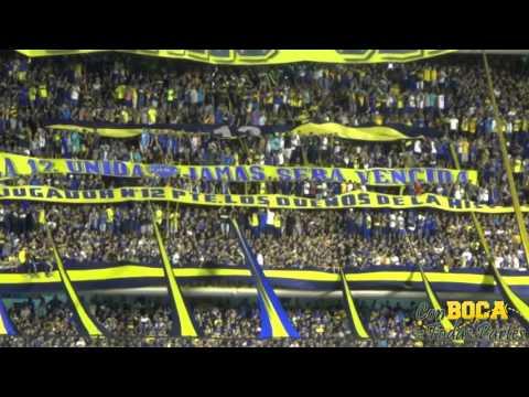 Cuando vas a la cancha / BOCA-NOB 2016 - La 12 - Boca Juniors