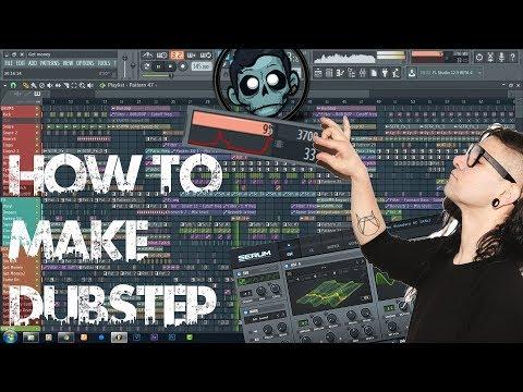 How to make DUBSTEP | FL Studio Tutorial |