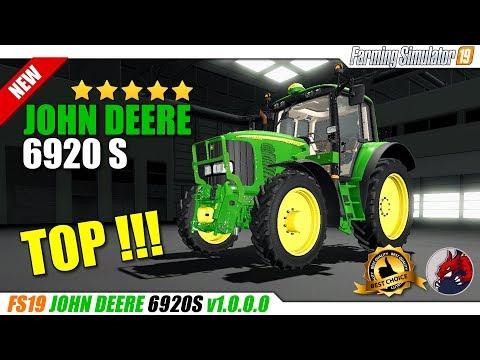 John Deere 6920 S v1.0.0.0