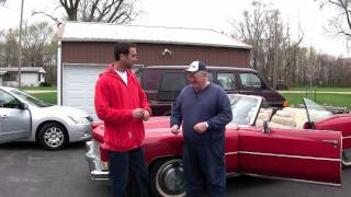 Finding and buying a car under $1,000 - CarsForaGrand Buys 1973 Cadillac Eldorado for Route 66 Road Trip
