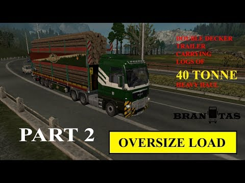 Double Decker Big Tree Trailer v1.0