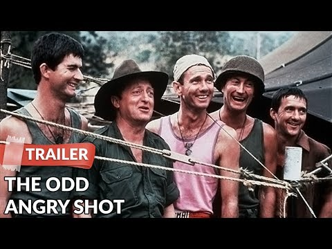 The Odd Angry Shot 1979 Trailer | Graham Kennedy