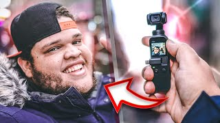 MINI CAMERA 4K - DJI OSMO POCKET ‹ EduKof ›