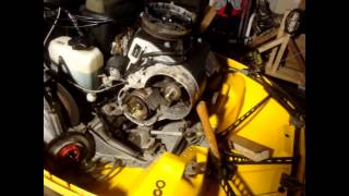 10. Snowmobile Cooling Fan Belt Replacement (Ski-Doo)