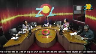 Llamada Cheddy Garcia habla de su denuncia sobre la falta de iluminación del parque zooberto