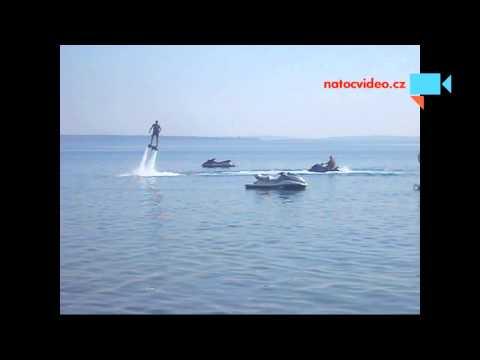 Zábava v Chorvatsku