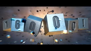Creating a 3D Typography Effect in Blender