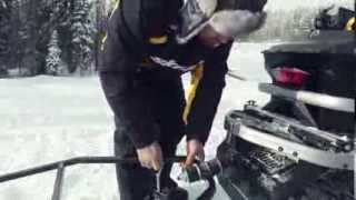 7. 2015 Ski-Doo Utility Accessories