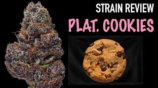 Strain Review Saturday Ep. 4: Platinum Cookies by The Cannabis Connoisseur Connection 420