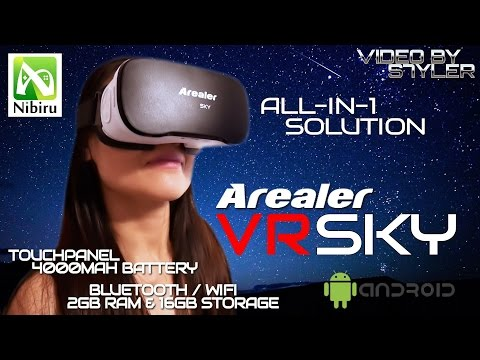 Best Value for Money All-In-One VR Headset? Arealer VR SKY with 5.5