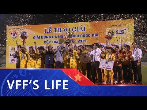 Giải nữ VĐQG - Cúp Thái Sơn Bắc 2019: Tín hiệu tích cực và hy vọng phát triển