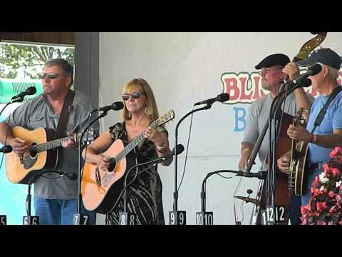 Just US Band at Blistered Fingers Bluegrass Festival 2012