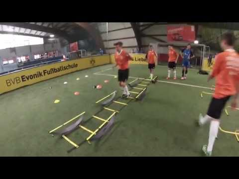 Fussball Athletik training/ Koordination  FAG-2014