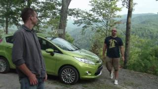 Euro Spec Ford Fiesta Review