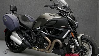 6. 2014  DUCATI  DIAVEL STRADA W/ABS & DTC  - National Powersports Distributors