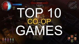 Top 10 Co-Op Video Games 2018 | Attack Gaming Top 10