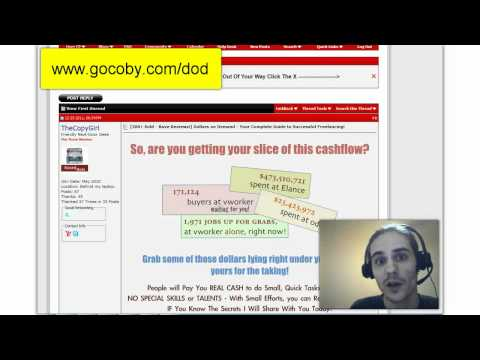 How To Make Money Freelancing – Dollars On Demand WSO Review