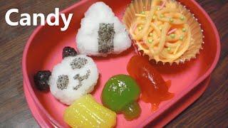 popin cookin 5 - Bento shaped Candy Kit (ASMR)