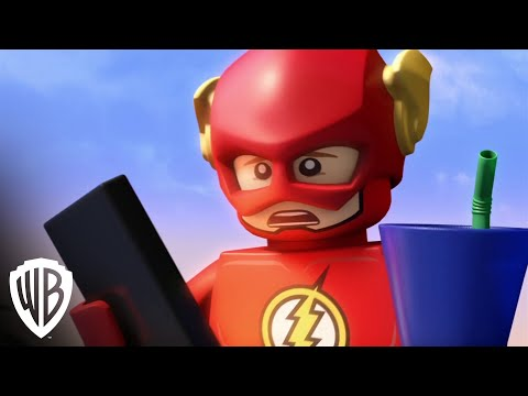 Lego Dc Super Heroes The Flash Trailer
