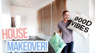 OUR HOUSE IS GETTING A MAKEOVER! by Aspyn + Parker