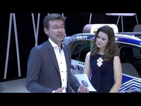 VW Press Conference CES 2017 | AutoMotoTV