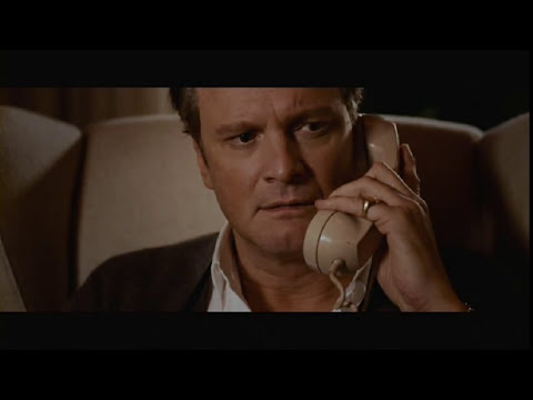 best scene SINGLE MAN colin firth