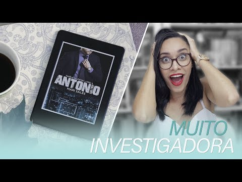 ARTHUR e ANTONIO, de Mari Sales ?// BOOK REVIEW