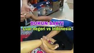 Video Sama Sama Sakti !! Dukun Sakti Luar Negeri VS Dukun Sakti Indonesia. MP3, 3GP, MP4, WEBM, AVI, FLV April 2019
