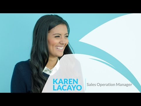 Karen Lacayo-Sales Operations Manager