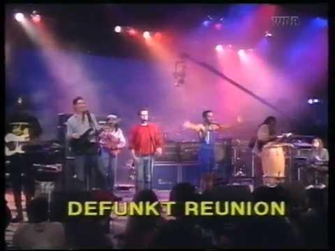 Defunkt Reunion - Defunkt (Black Rock X-Mas 1991)
