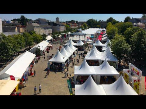 Vidéo Officielle du Festival Ludique International de Parthenay - FLIP