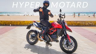 2. City BRAPP | 2019 Ducati Hypermotard 950 | First Ride & Review