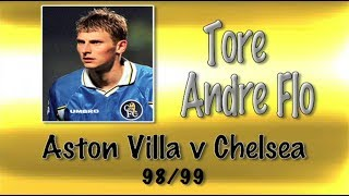 Tore André Flos Treffer gegen Aston Villa