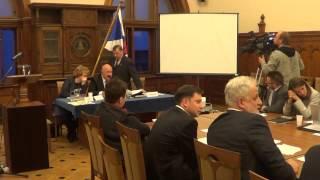 Posiedzenie #101 rady miasta Krakowa
