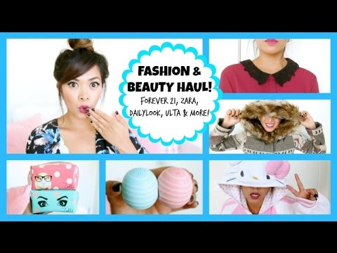 Fashion - Don't forget to LIKE this video if you enjoyed it! SUBSCRIBE: http://bit.ly/14OO5bP my office/makeup room tour: http://youtu.be/E4Jf8rWB5l8 quick & easy hairstyles: http://youtu.be/M6P_-1-Lv7w...