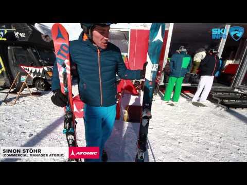 Atomic Ski Neuheiten 2015/2016: Simon Stöhr über die Atomic-Highlights