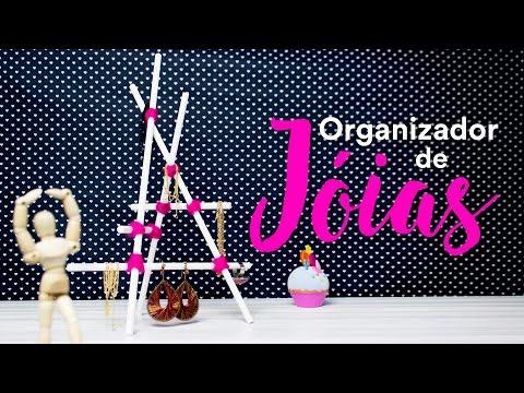 Organizador de Jóias