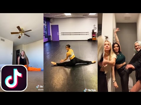 I Did A Kick Into A Split, Do I Have Your Attention | TikTok Compilation