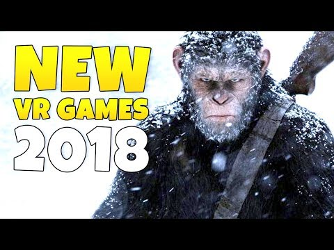 Top 20 Upcoming VR Games in 2018 / NEW VR Games in 2018 (Part 2)