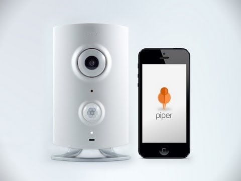 Piper: Smart, elegant, security and home automation