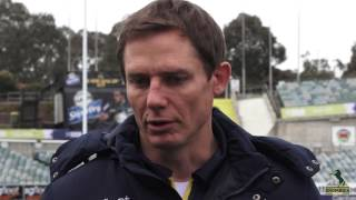 Stephen Larkham previews Brumbies v Highlanders QF | Super Rugby Video Highlights
