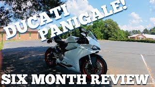 2. 2018 Ducati Panigale 959, Six Month Review