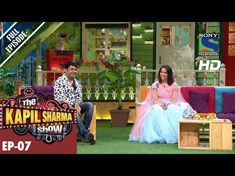 The Kapil Sharma Show - दी कपिल शर्मा शो–Ep-7–Saina Nehwal ka smash –14th May 2016 (видео)